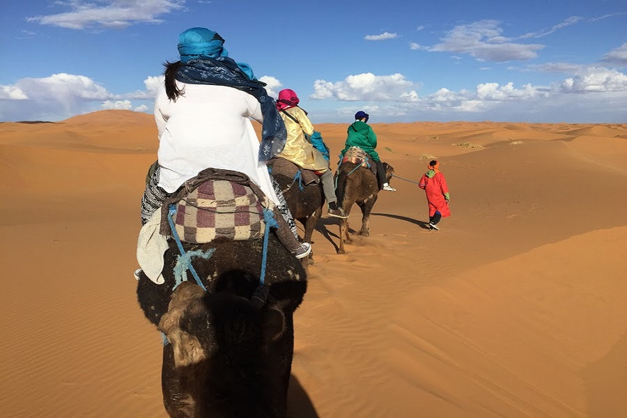 3-Days from Marrakech to Sahara Desert
