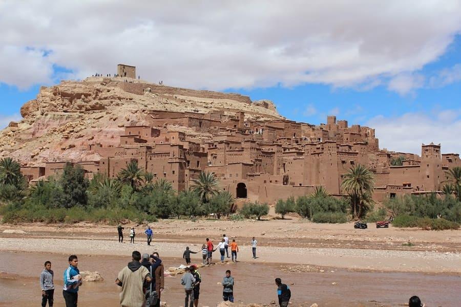 4 Days Fes Marrakech Desert Trip