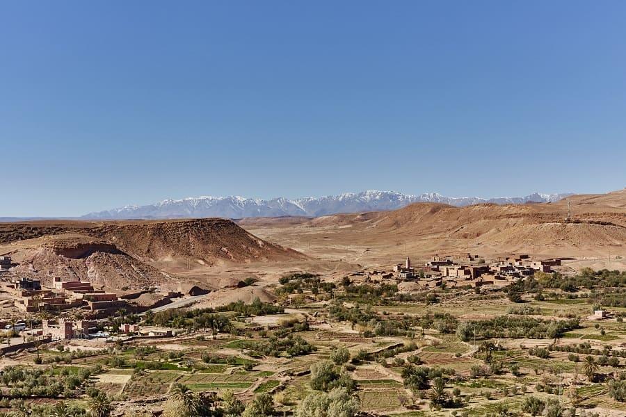 5 Days Marrakech Fes Desert Safari