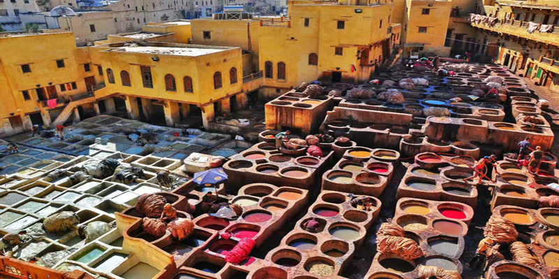 Casablanca Imperial Cities 10 days Tour