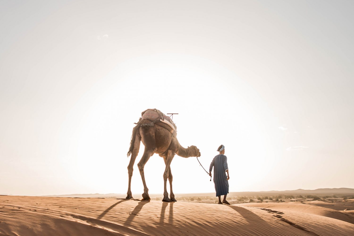 10 days Morocco trip itinerary from Rabat