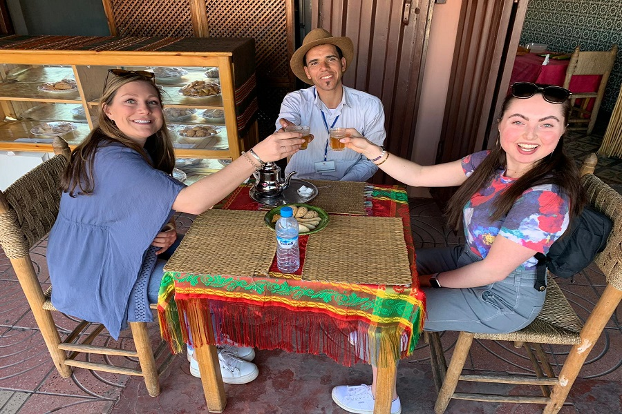 Female Morocco tours